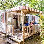 Mobil home pour 6 à 8 personnes camping haute corse Bastia
